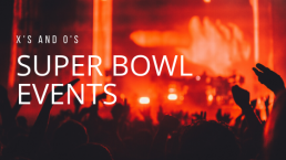 Super Bowl Events