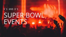Super Bowl Events