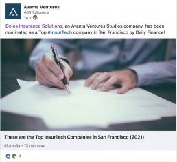 Avanta Ventures LinkedIn