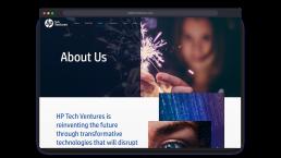 HP Tech Ventures - About
